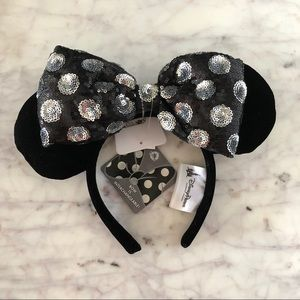 Disney Minnie Ears Interchangeable Bow Headband